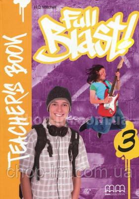 Full Blast! 3 Teacher's Book / Книга для учителя