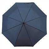 Зонт мужской полуавтоматический складной, розница + опт \ es - 901011, фото 5