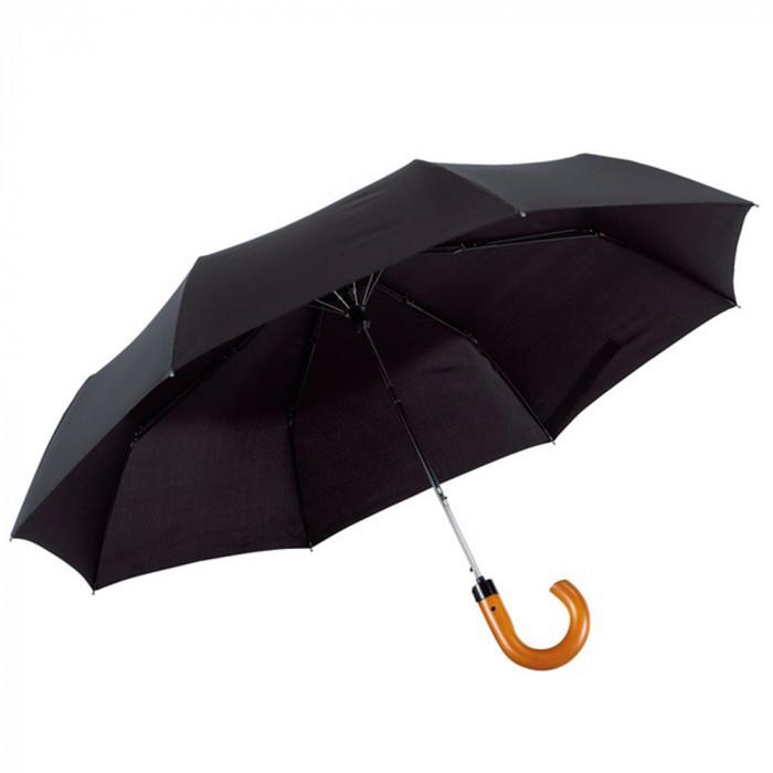 Зонт мужской полуавтоматический складной, розница + опт \ es - 901011