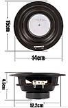 "Динамик сабвуфер 50 Вт 5,5"" 150мм НЧ Deep Bass speaker Subwoofer, фото 3"
