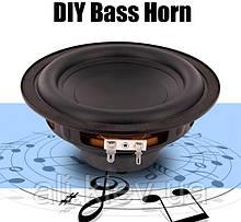 "Динамик сабвуфер 50 Вт 5,5"" 150мм НЧ Deep Bass speaker Subwoofer"