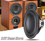 "Динамик сабвуфер 50 Вт 5,5"" 150мм НЧ Deep Bass speaker Subwoofer, фото 4"