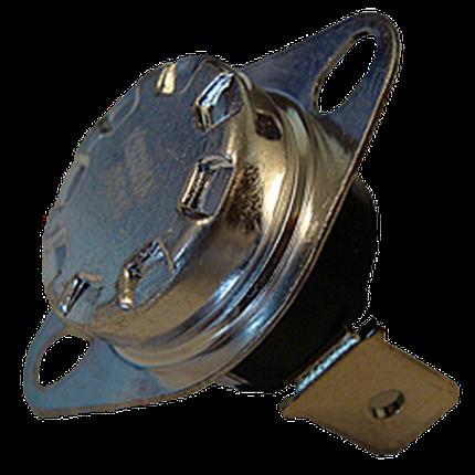 Термореле KSD 301 (термостат) 10A, 250V, 80°C NC, фото 2
