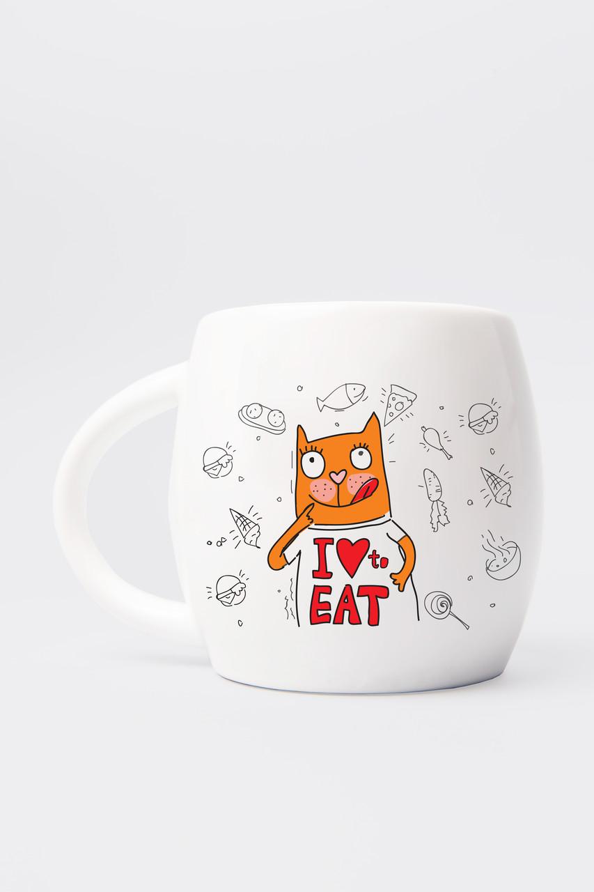 Чашка «Хочу еще!»