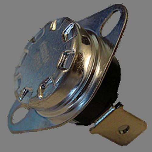 Термореле KSD 301 (термостат) 10A, 250V, 115°C NC