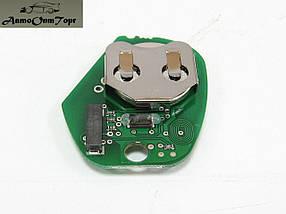 Брелок ключа  ВАЗ Калина 1118, 1117, 1119 и ВАЗ Приора 2170, 2171,2172  (пульт центрального замка, иммобилайзер), фото 2