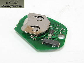 Брелок ключа  ВАЗ Калина 1118, 1117, 1119 и ВАЗ Приора 2170, 2171,2172  (пульт центрального замка, иммобилайзер), фото 3
