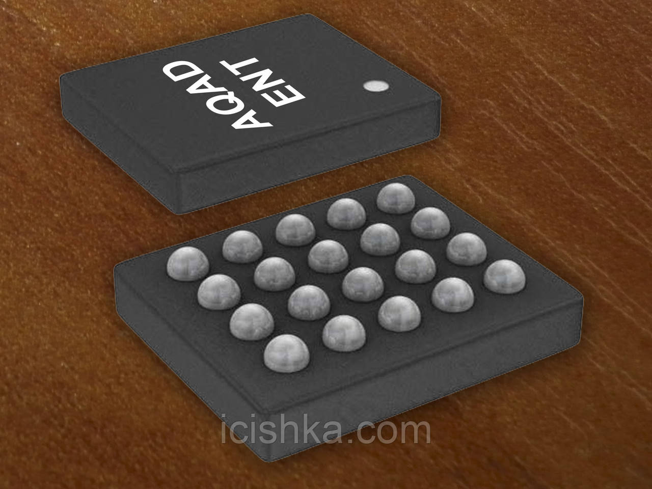 FAN5405UCX / FAN5405 [AQxx] WLCSP-20 - Контроллер зарядки и OTG