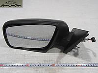 Зеркало  боковое левое ВАЗ Приора 1117, 1118, 1119, 2170-8201051-75,  ( электрическое нового образца с повторителем)Автокомпонент