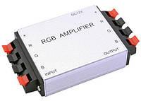Усилитель мощности напряжения RGB AMPLIFIER XM-01 DC 12V (СКЛАД-2 шт)