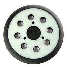 Шліфувальна підошва 123 мм до BBO140, BBO180, BO5010, BO5020, BO5021, BO5030, BO5031, BO5040, BO5041, DBO140, DBO180, M9202, M9204, MT922, MT924