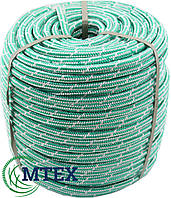 Шнур полипропиленовый плетеный Ø10мм. 20 метров Фал
