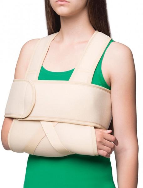 Пов'язку на плечовий суглоб зігріваючий, пов'язка ДЕЗО Medtextile 8012