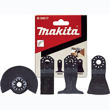 Набір для підлоги - багатофункціональний інструмент Makita (B-30617)