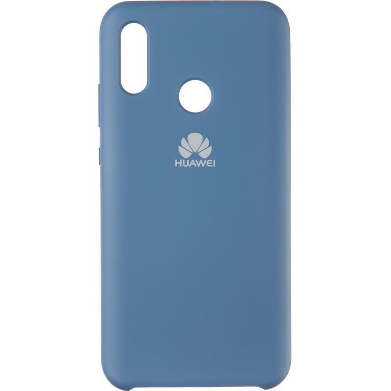 Original Soft Case Huawei Y9 (2019) Dark Blue (20)