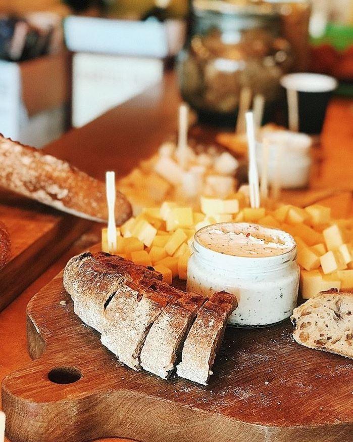 Сир-крем з італійськими травами 230г Лісова ферма