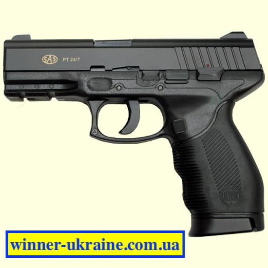 Пневматичний пістолет SAS PT 24/7