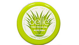 Belle крем для тела с Aloe Vera 300 мл