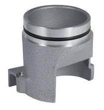 Притискна кришка - алюміній для 1806B, KP312S (122397-8)