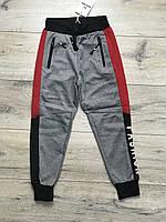 Трикотажные спортивные штаны для мальчиков. 4 года.