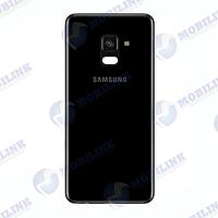 Крышка задняя Samsung A8 A530 Чёрная Black GH82-15591A оригинал!