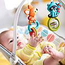 Шезлонг детский вибро кресло качалка Комфорт Fisher-Price Comfort Curve Bouncer CFB88, фото 7