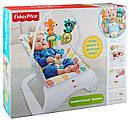 Шезлонг детский вибро кресло качалка Комфорт Fisher-Price Comfort Curve Bouncer CFB88, фото 9