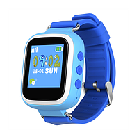 Смарт-часы Smart Baby Watch Q80 Blue