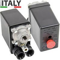 Прессостат для компрессора 220В, NE-MA (Италия)