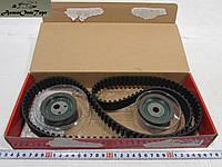 Ролик натяжной, обводной и ремень ГРМ ВАЗ 2110, 2111, 2112,производитель: Gates GT-K015539-ХS