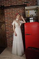Свадебное платье Santa-Monika бохо-стиль