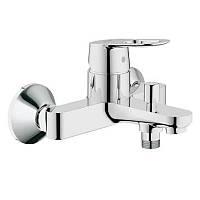 Однорычажный смеситель для ванны из латуни Grohe BauLoop 23341000
