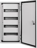 Корпус металлический e.mbox.pro.n.54z IP54 навесной на 54 модуля с замком, фото 1