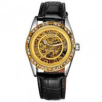 Женские часы Winner 1357 Black