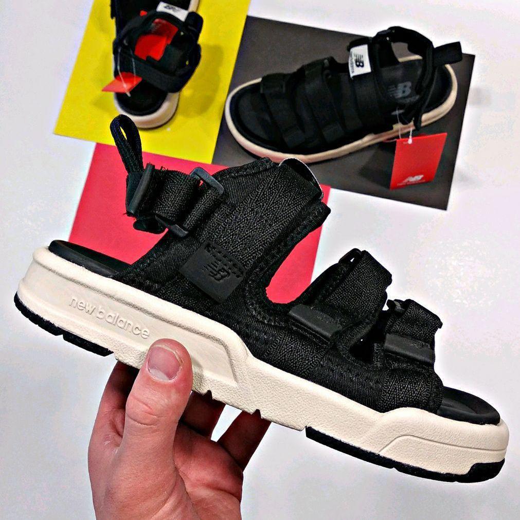Сандалии женские и мужские New Balance Caravan Multi Sandals, женские сандалии, сандалии new balance