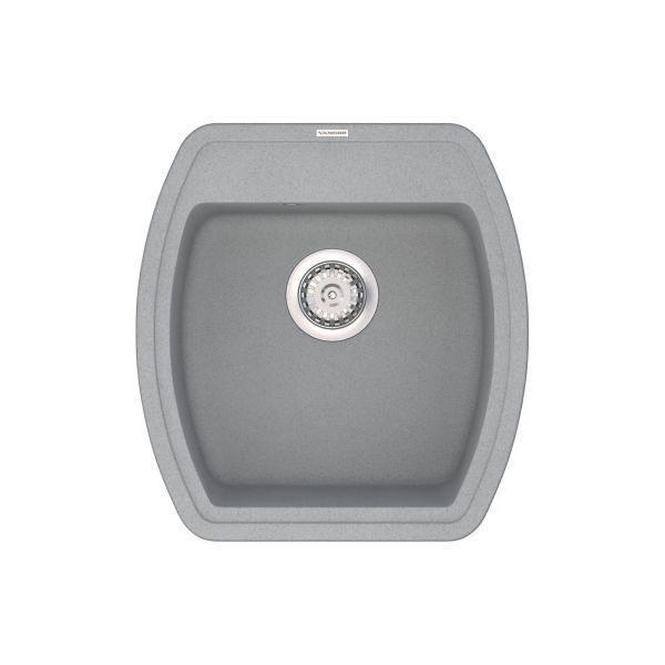Кухонная мойка VANKOR Norton NMP 01.48 Gray stone