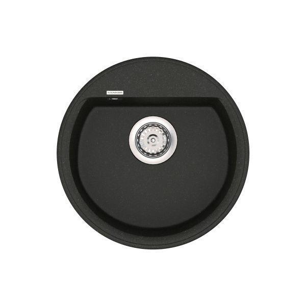 Кухонная мойка VANKOR Easy EMR 01.45 Black