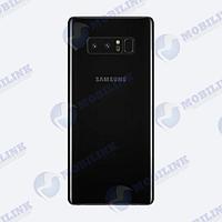 Крышка задняя Samsung Note 8 N950 Чёрная Black GH82-15015A оригинал!