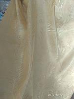 Тюль занавески портьеры шторы ширина 100 см цвет шапань, фото 1