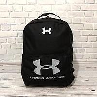 🎒Спортивный городской рюкзак Under Armour. Черный|рюкзак, рюкзак для школы, рюкзак украина, городской рюкзак, backpack, рюкзак спортивный, молодежный