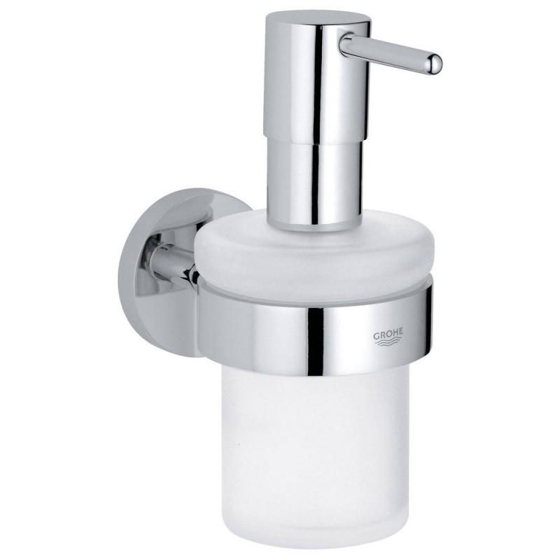 Диспенсер для мыла с держателем Grohe  Essentials 40448001