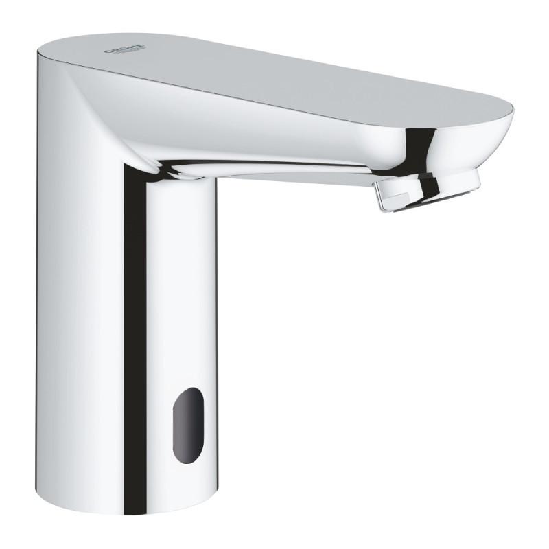 Смеситель для умывальника Grohe Euroeco Cosmopolitan E 36271000 бесконтактный, 6V (без функции смешивания воды)