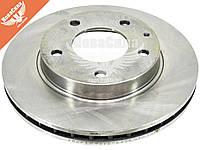 Диск тормозной Mazda 626 с91-02г.в. перед. (Profit)   5010-0496  GA2Y-33-25X / GA4Y-33-25X