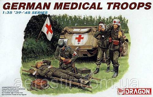 German Medical Troopss.1/35 Dragon 6074