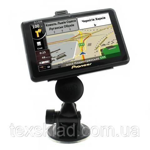 GPS Навигатор 7208 DVR Pioneer