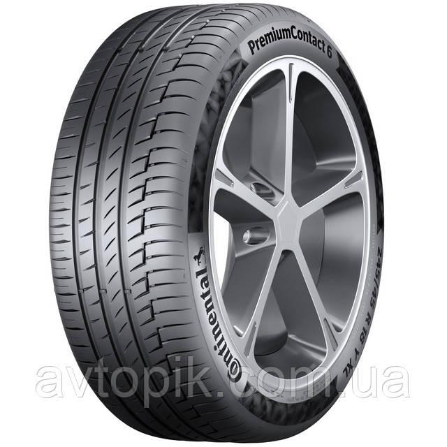 Літні шини Continental PremiumContact 6 235/40 ZR18 95Y XL