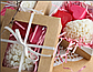Коробка для 1 пряника 10*10*3 см с окошком, фото 2