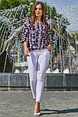Білі жіночі джинси стильні