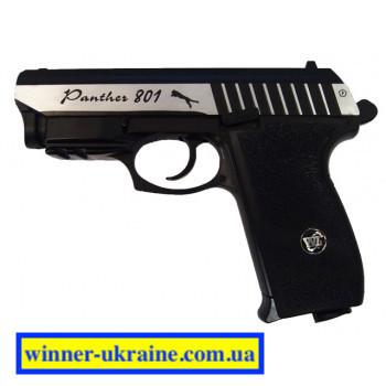 Пневматический пистолет Borner Panther 801 Blowback