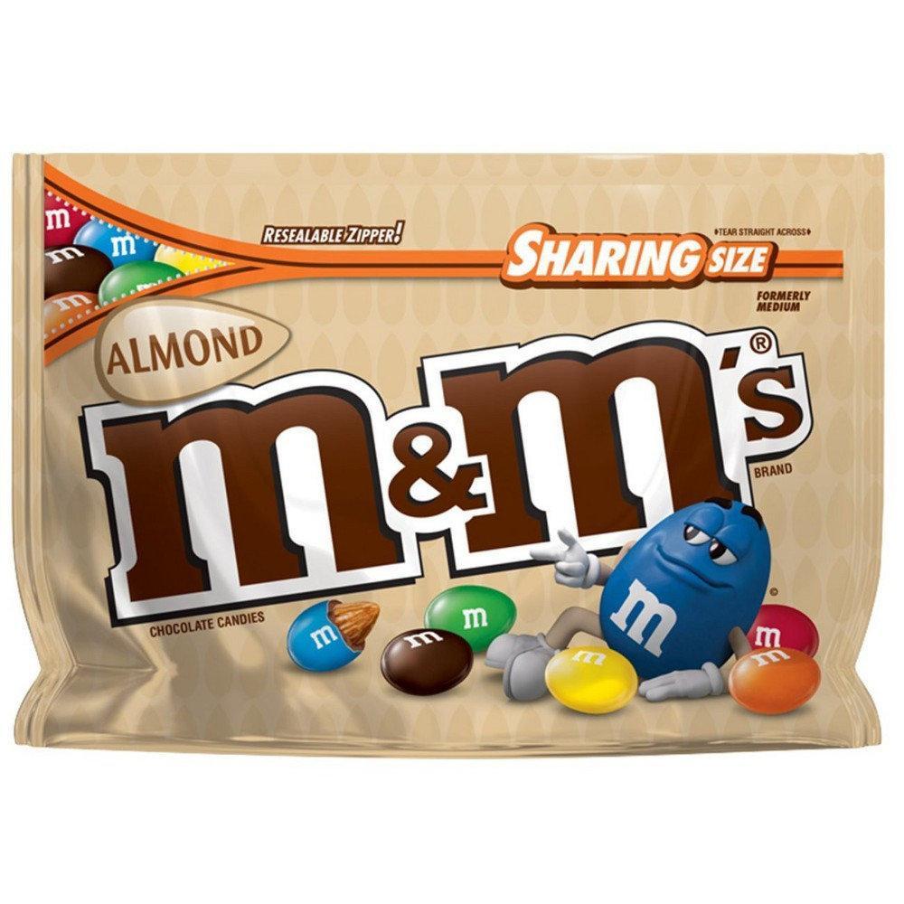 Конфеты M&M´s Almond 263 g